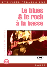 Le blues et le rock à la basse