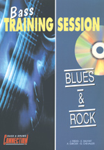 Basse Training Session - Blues et rock