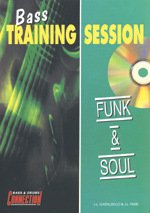 Basse Training Session - Funk et soul