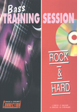 Basse Training Session - Rock et hard-rock